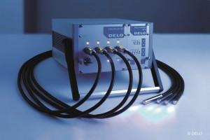 UV-LED lamps