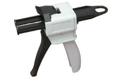 Hand, pneumatische of electrische dispensers, doseerpistool of dispnser gun voor 50ml system cartridges