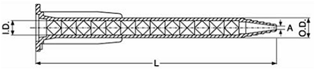 MAH Bayonet style mengbuis, mengbuizen, static mixer of lijmnozzle