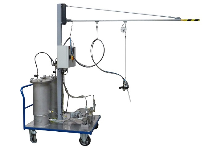 10 sikobv mixing and dispensing systems